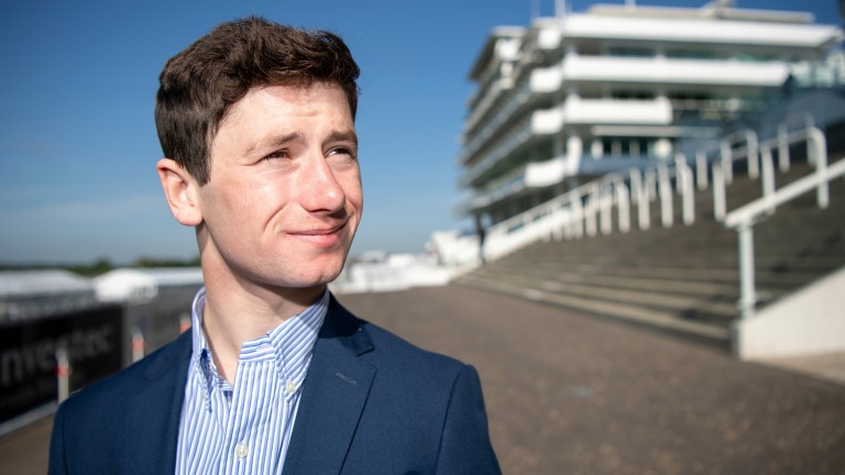 Oisin Murphy: has been banned for three months by France Galop