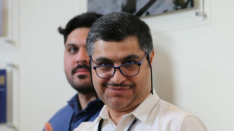 Gassim Ghazali: a prolific purchaser at Park Paddocks