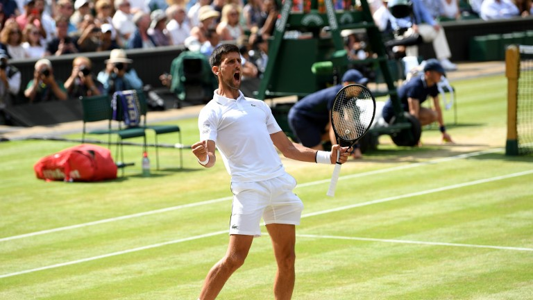 Novak Djokovic knows the importance of defeating Roger Federer in the Wimbledon final