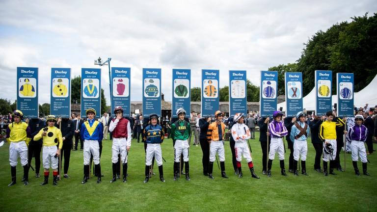 A majority of jockeys are self-employed