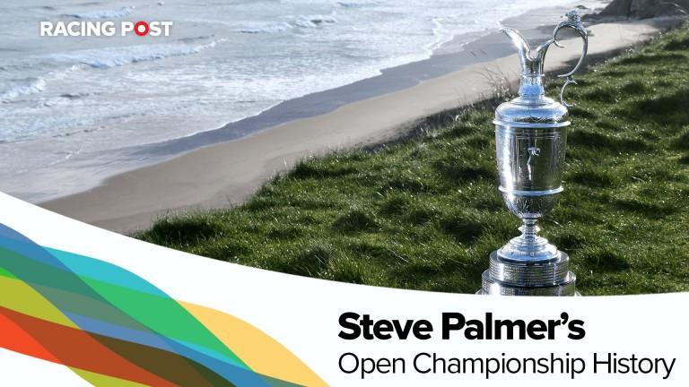 Steve Palmer runs through the history of the Open Championship