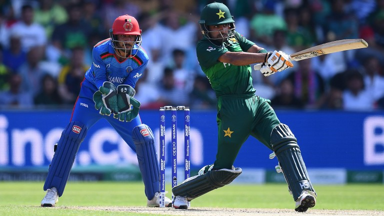 Babar Azam was a key performer for Pakistan during the 2019 Cricket World Cup