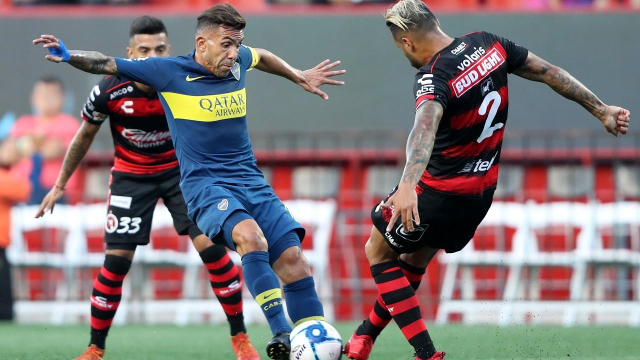 best service d925a 23a4d Atletico Paranaense v Boca Juniors: Copa Libertadores ...