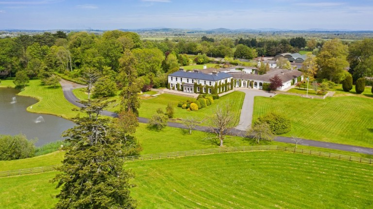 Kilfrush Stud: the 286 acre site failed to sell at public auction on Wednesday