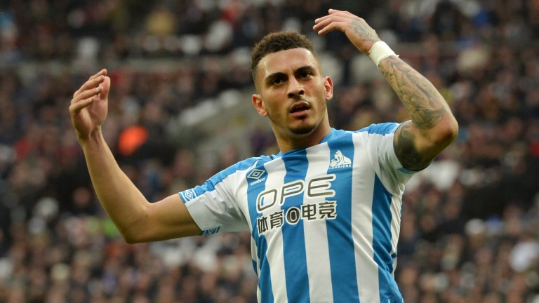 Karlan Grant: Huddersfield striker has the right qualities to shine in the Championship