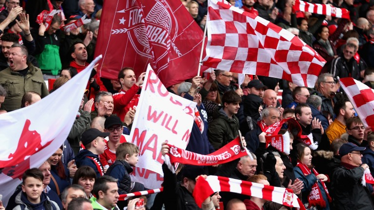 Nottingham Forest fans could be celebrating this season