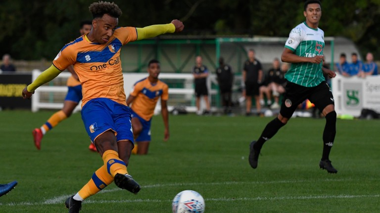 Mansfield's capture of prolific forward Nicky Maynard could answer their prayers