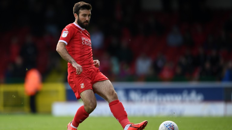 Michael Doughty could be key for improving Swindon