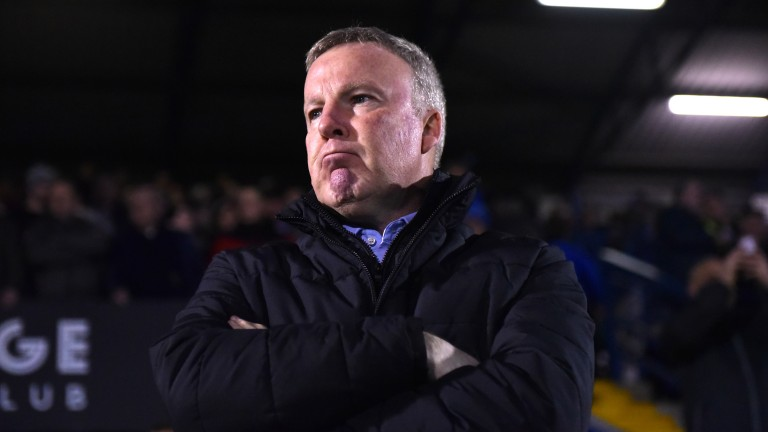 Kenny Jackett is putting together a quality squad at Fratton Park