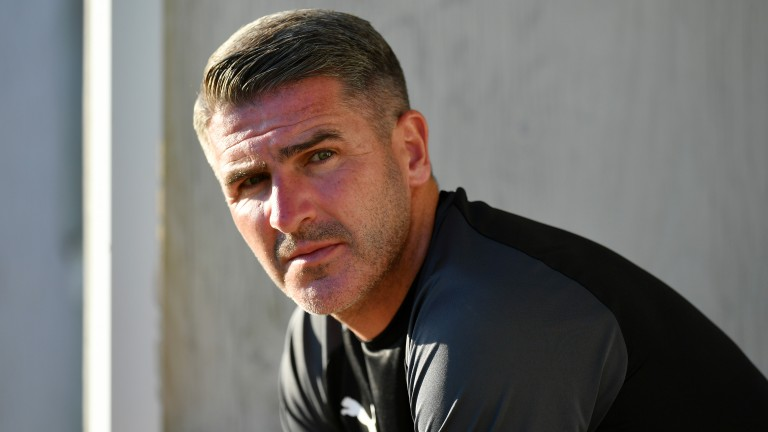 Ryan Lowe will be hoping to forge a title charge with Plymouth