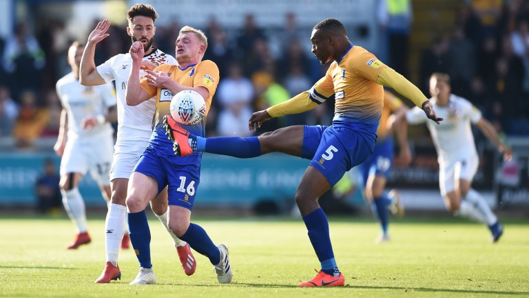 Mansfield Town are among the key contenders for the League Two title