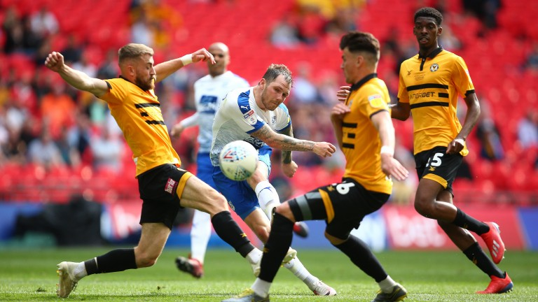 Newport County's defensive resolve could carry them far in League Two