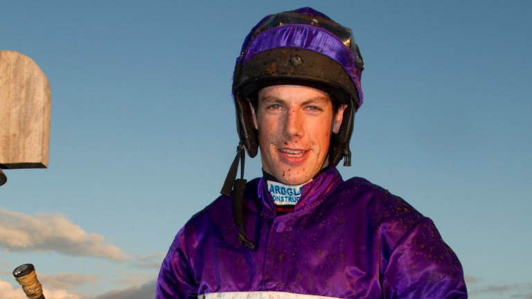 Brian Hayes, who got off the mark for the season at Killarney aboard Getaway Gorgeous