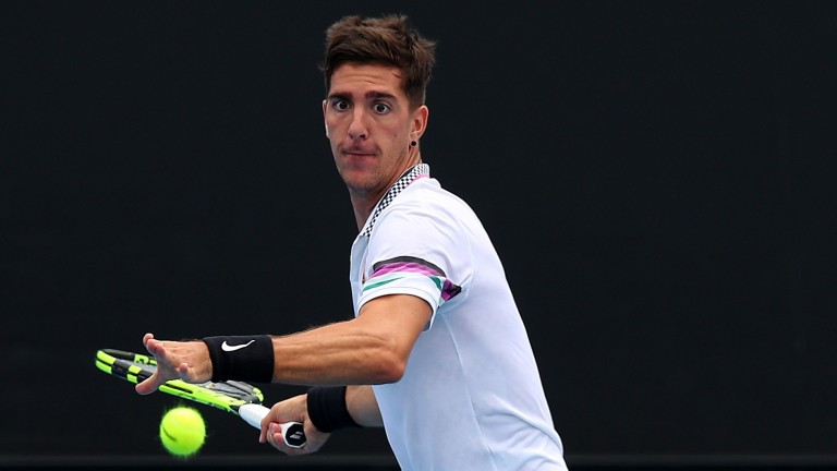 Thanasi Kokkinakis could be fit and firing in Mexico this week