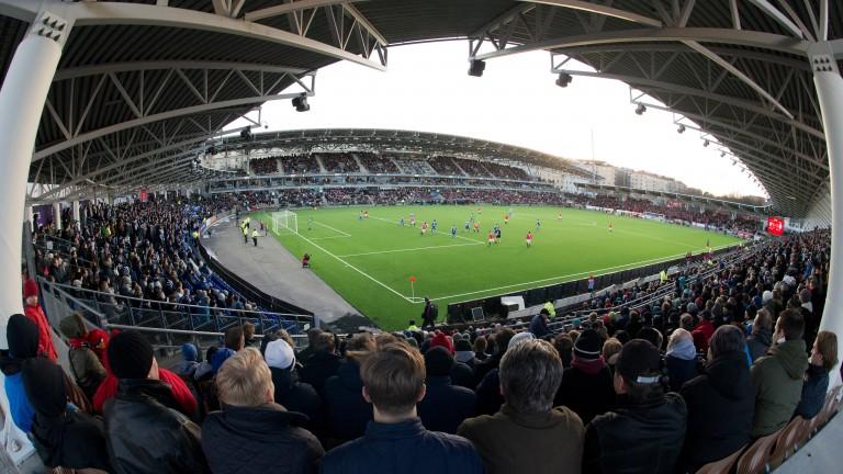 HJK Helsinki's Sonera Stadium