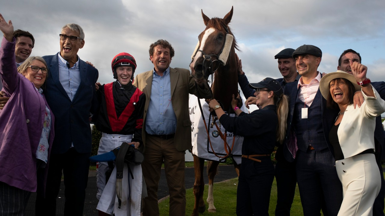 Saltonstall surges home to secure Mile glory for Keane and ...