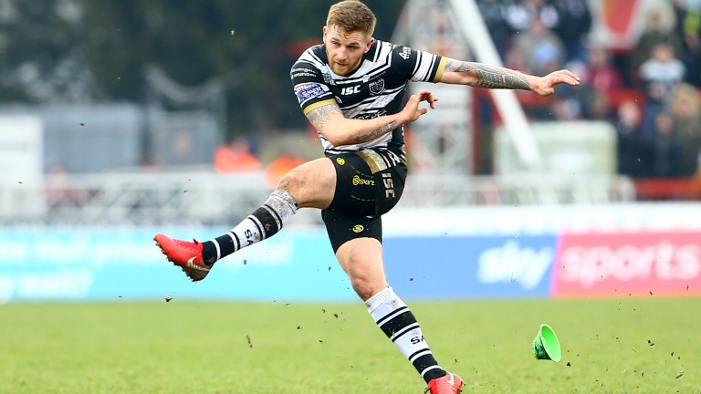 Marc Sneyd's trusty left boot is crucial to Hull's chances