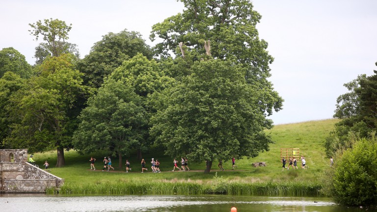 It's no walk in the park but Parkrun is a great way to get fit and have fun