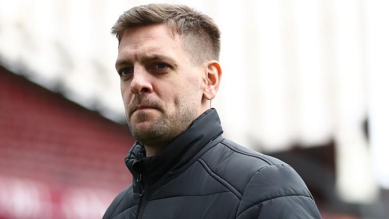 Middlesbrough boss Jonathan Woodgate
