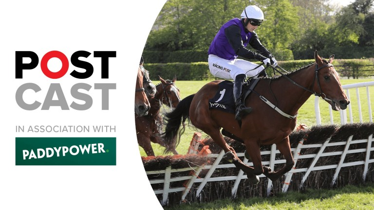 David Jennings presents best bets from Friday's card at Galway