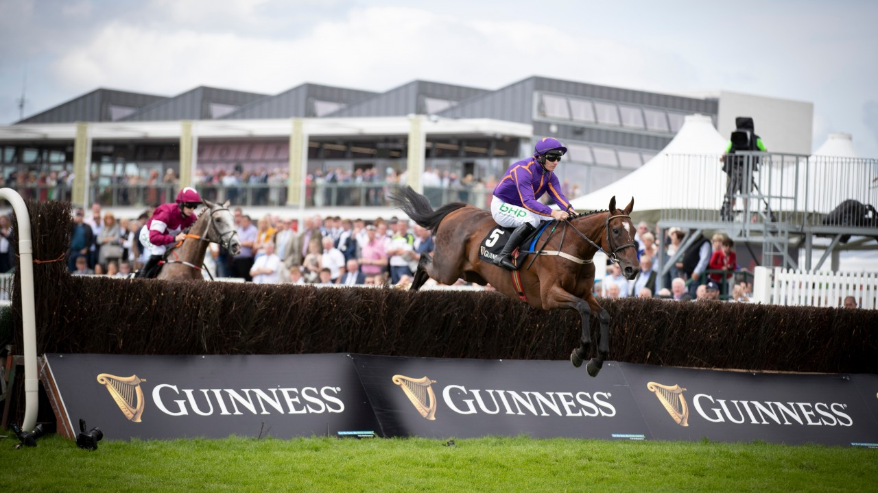 Farewell Wicklow Brave: racing pays tribute to a popular and versatile performer