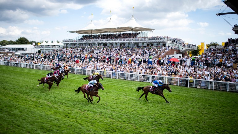 Battaash is great at Goodwood but can he dazzle for the first time at York?