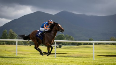 Turnberry Isle and Donnacha O'Brien wins the Sauternes Cup Rated Race.KillarneyPhoto: Patrick McCann/Racing Post 17.07.2019