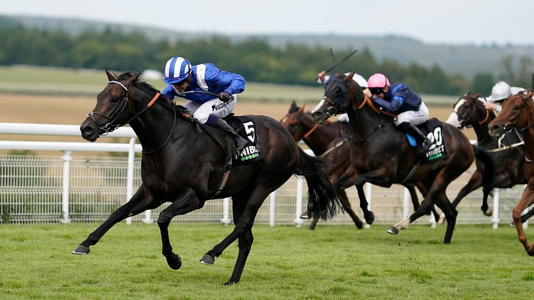 Khaadem: bids to bounce back to form at Salisbury