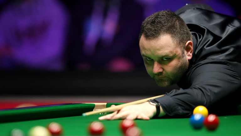 Stephen Maguire has already helped Scotland to lift the World Cup this season
