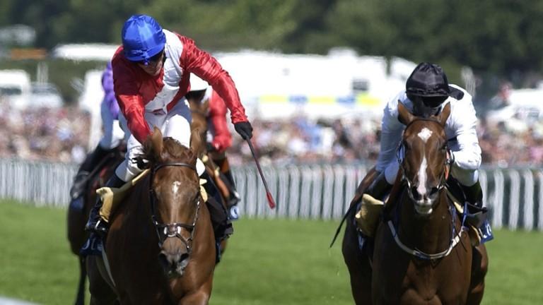 Russian Rhythm wins the Coronation Stakes at Royal Ascot