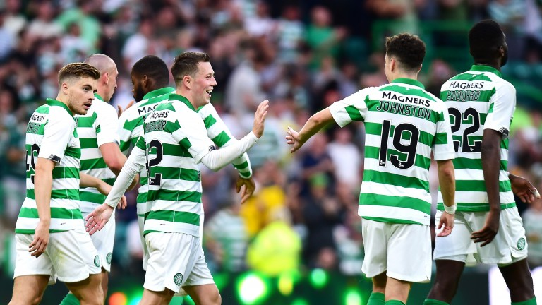 Celtic have been running riot in the Ladbrokes Premiership and Champions League qualifiers