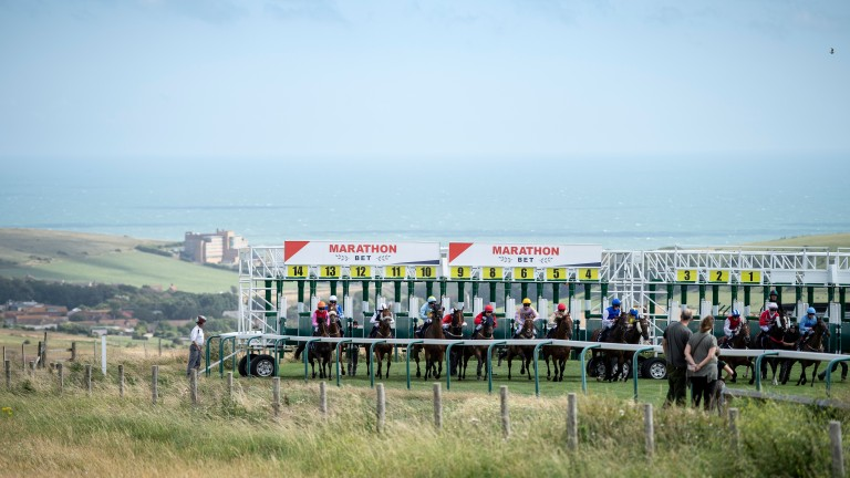 Brighton: racing today