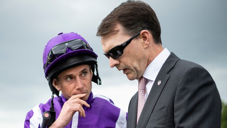 Ryan Moore and Aidan O'Brien: a powerhouse combination when it comes to the Classics