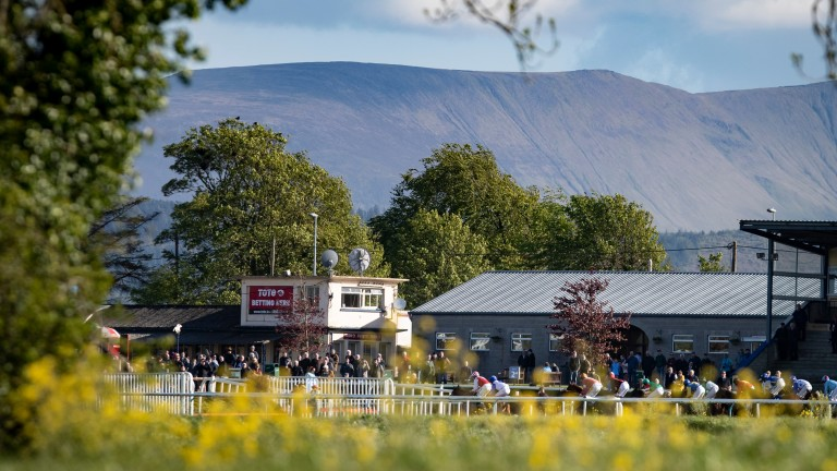Tipperary: track's card starts at 4.55