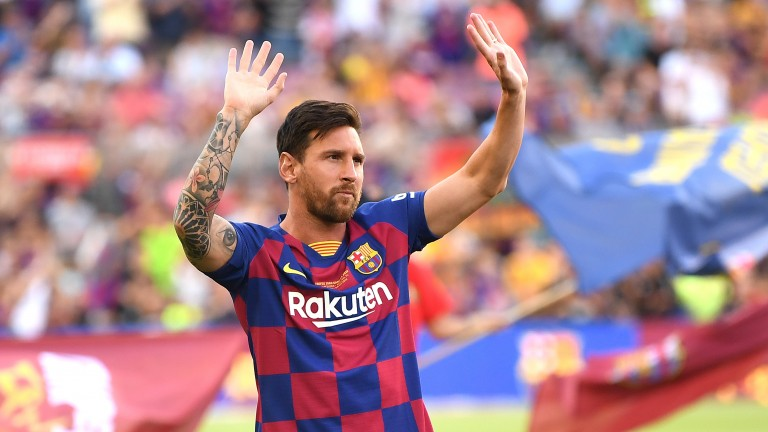 It could be harder than ever for punters to tune in to watch Lionel Messi's Barcelona in La Liga