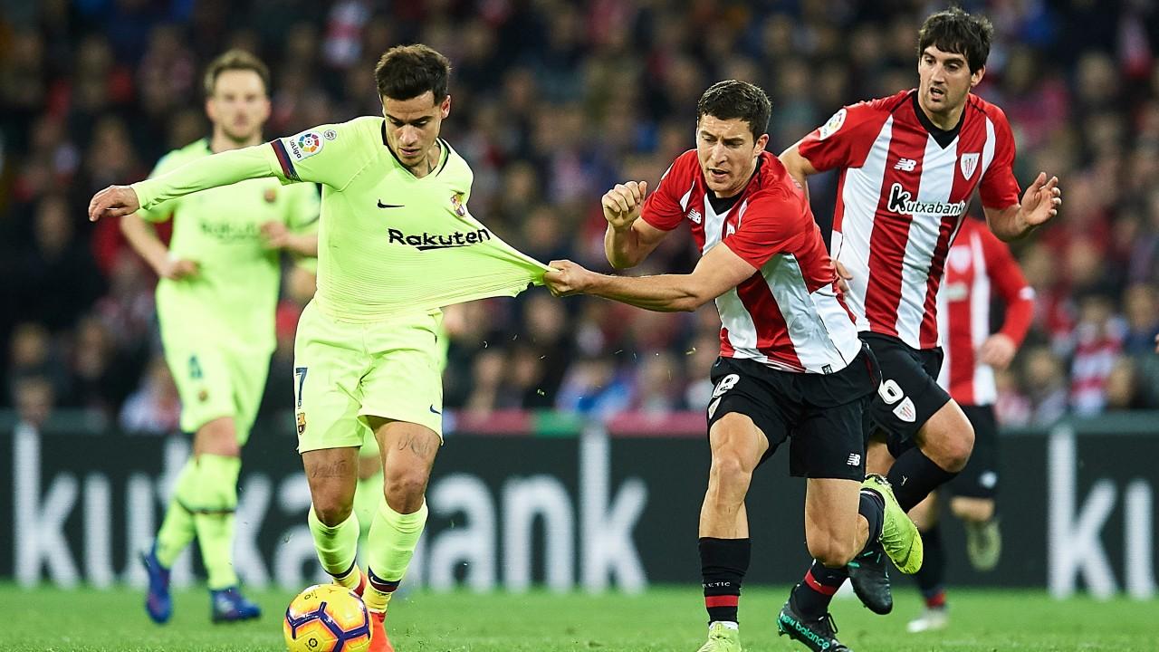 Atletico bilbao vs barcelona betting expert soccer double chance betting rules of blackjack