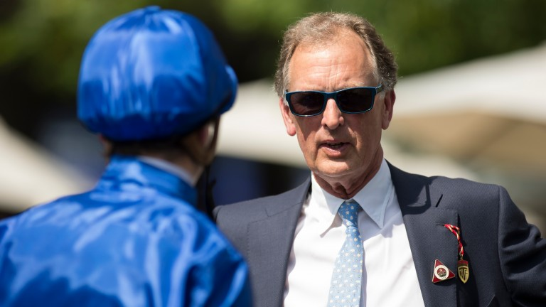 Roger Charlton bids for a first Newmarket Classic with Quadrilateral