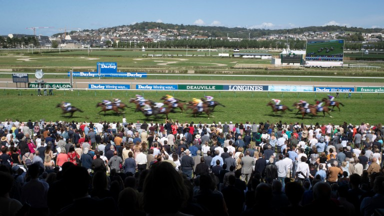 Deauville: an iconic racing venue on the Normandy coast