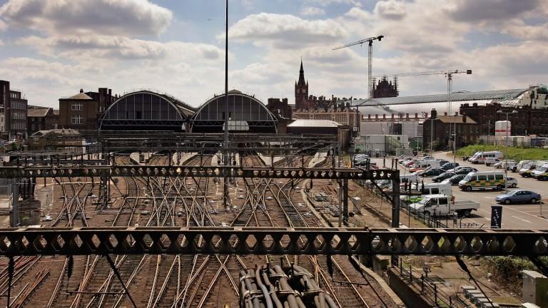 London Kings Cross will be closed all weekend
