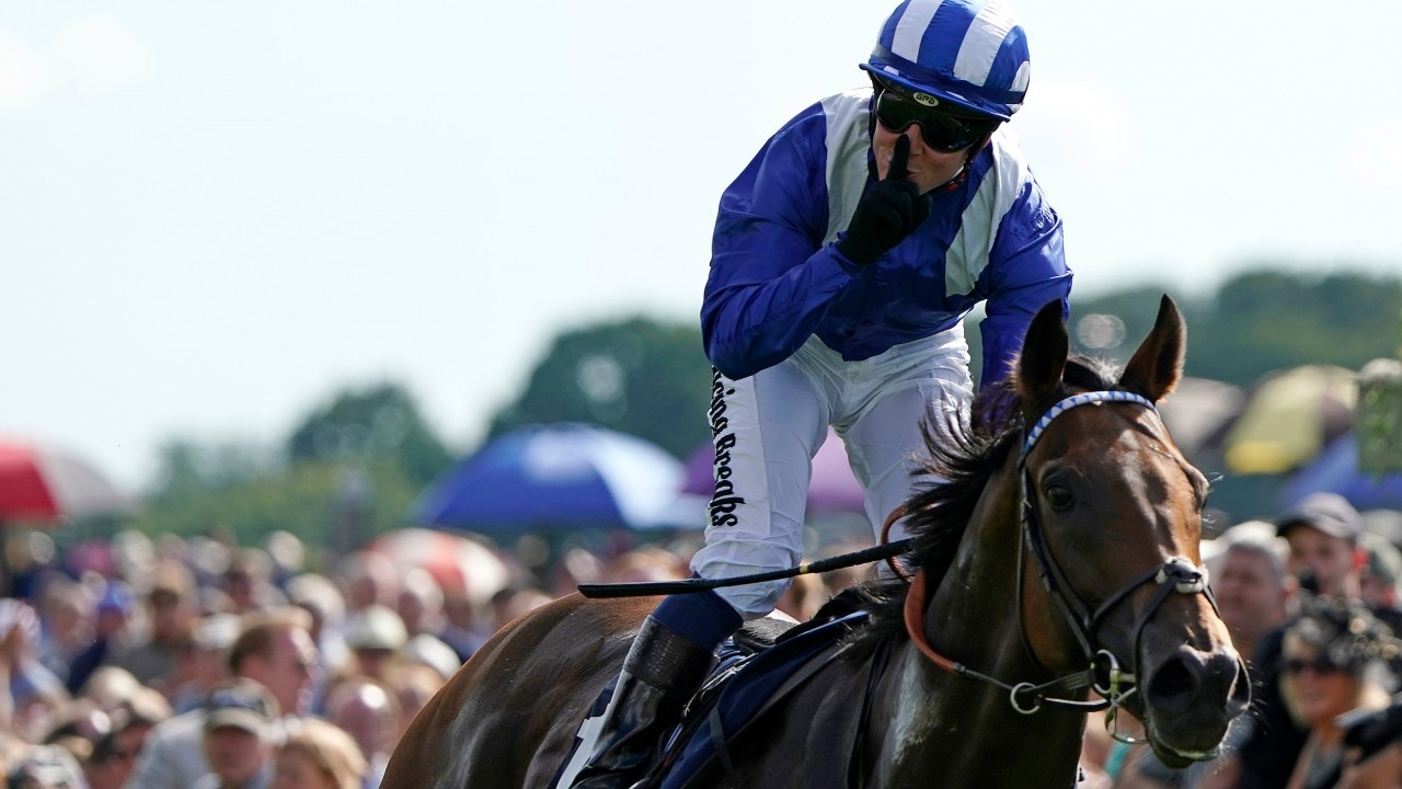 The hoodoo is banished in style as brilliant Battaash