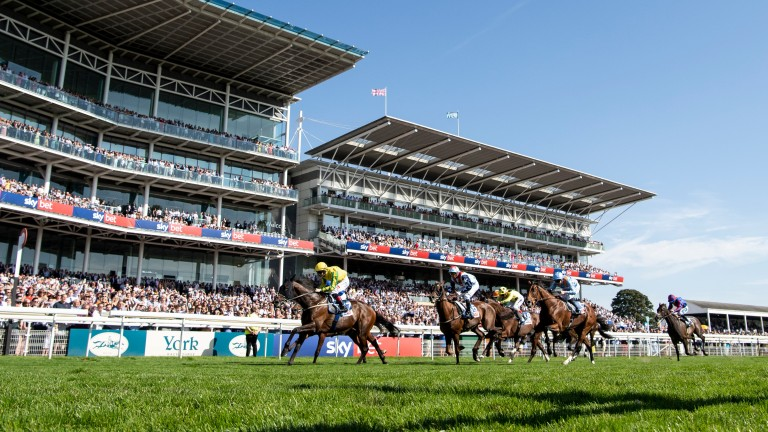 York's Ebor meeting is scheduled to start on August 19