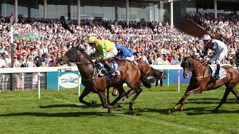"""York hopes the Ebor meeting will be a """"big celebration"""""""