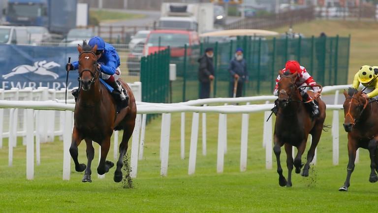 Encipher: Oisin Murphy wins at Newbury in July