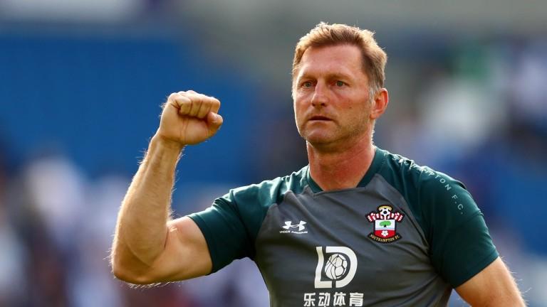 Ralph Hasenhuttl, manager of Southampton