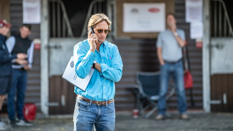 Consignor Jamie Railton talks tactics ahead of the sale