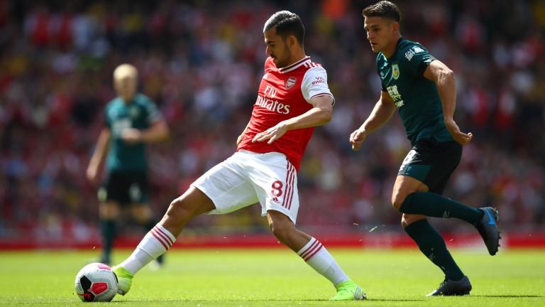 Arsenal's Dani Ceballos had an excellent home debut against Burnley