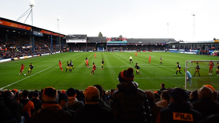 Kenilworth Road, home of Luton Town