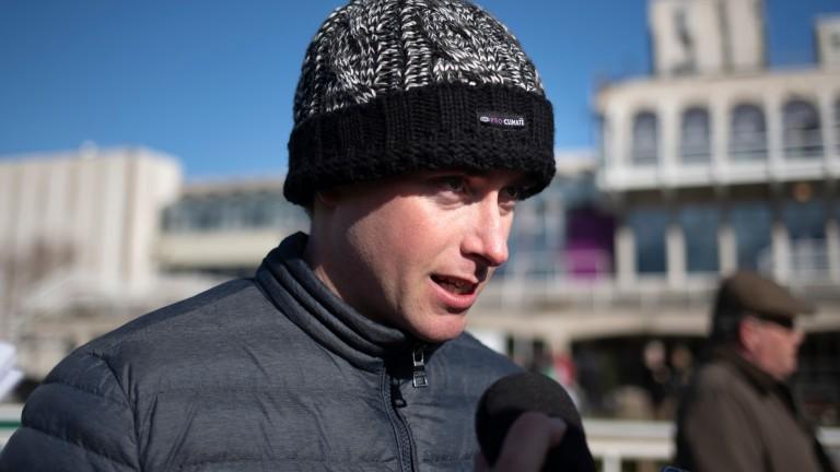Emmet Mullins: should not have been in attendance at Leopardstown