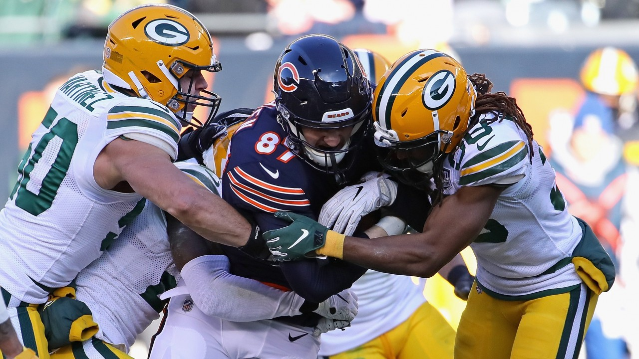 Green Bay Packers at Chicago Bears: NFL betting preview, TV
