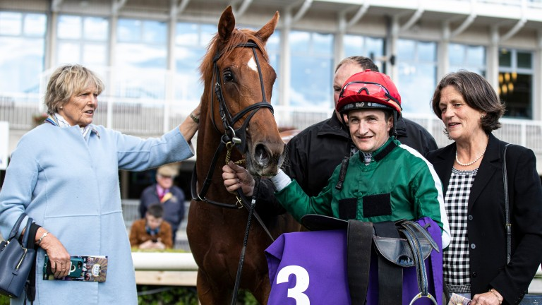 Cayenne Pepper: a filly that excites Philippa Mains for 2020